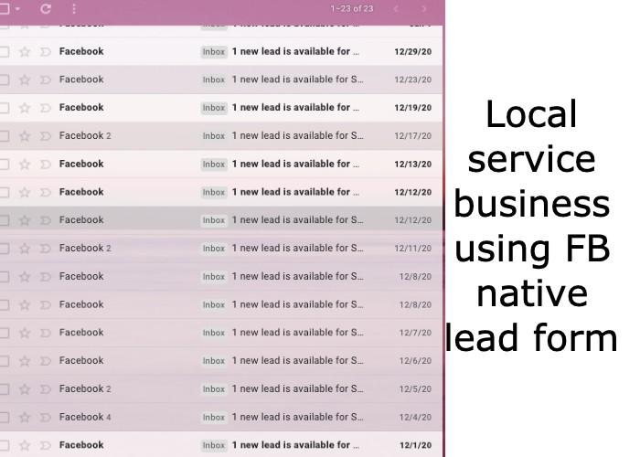 fb lead generation