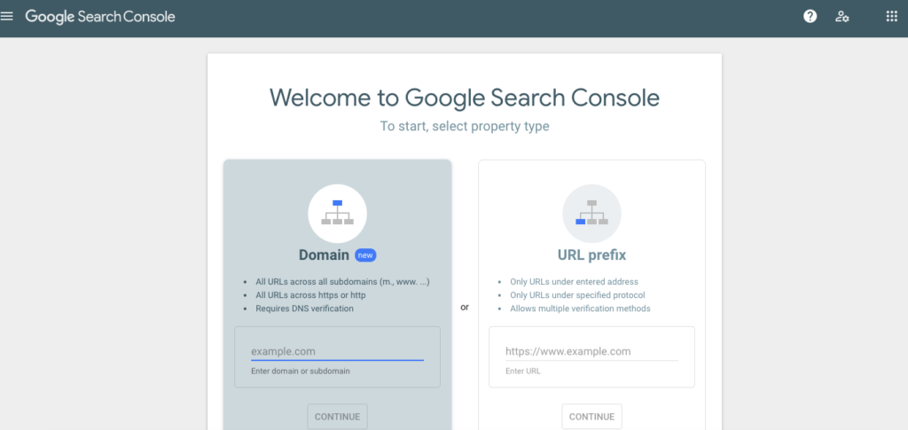 seo tools for small businesses google search console